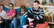 LMS-Service meetups organization in Saint-Petersburg about WordPress