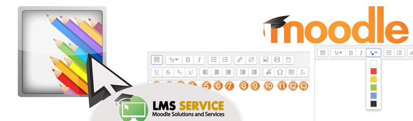 Atto Customization for Moodle