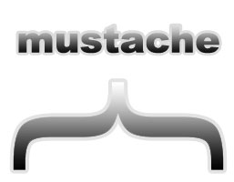Mustache Template engine at Moodle