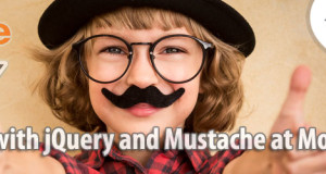 Moodle with jQuery and Mustache